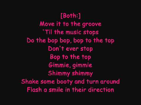 Ashley Tisdale - Bop To The Top Lyrics