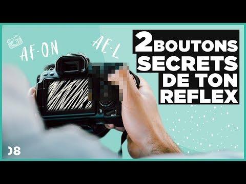 Les boutons secrets de ton Reflex: Mise au point Arrière et Mémorisation d'exposition [08/10]