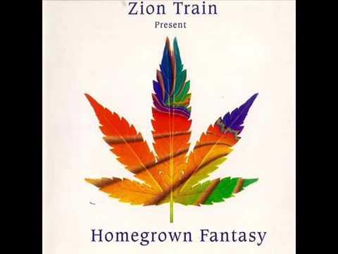 Zion Train – Homegrown Fantasy (Full Album)