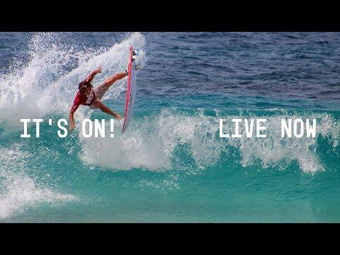 Barbados Surf Pro 2018 - Day 1