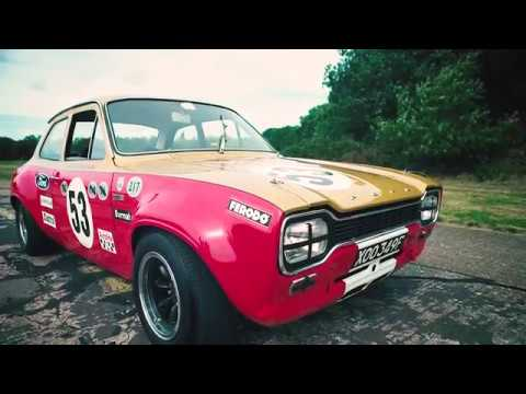 Ford Escort   50th Anniversary