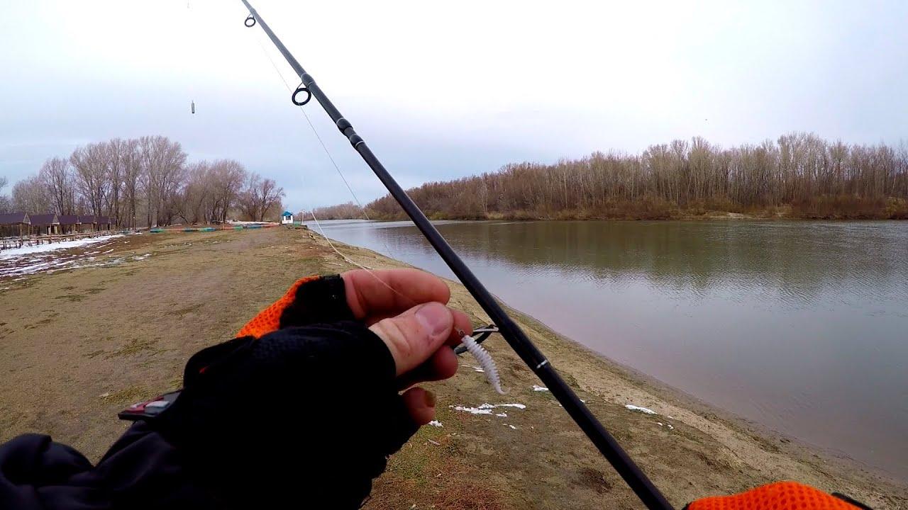 Рыбалка на тёплом канале в станице Бессергеневская, недалеко от Новочеркасска