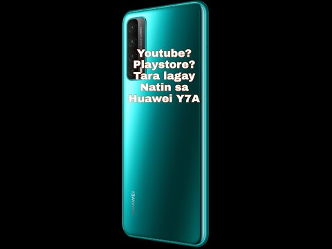 Installing youtube vanced and dualspace playstore to HUAWEI device Y7A) no PC. Simple and easy