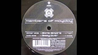 Members Of Mayday ‎– Sonic Empire (Original Mix)