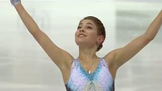 Алена Косторная Короткая программа Женщины Финал Гран при по фигурному катанию 2019 20