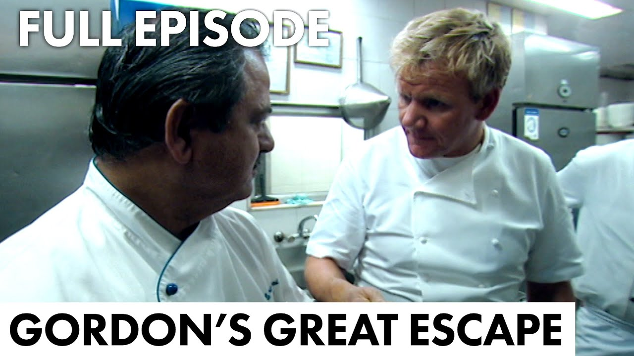 Download Gordon Ramsay Cooks With One Of India's Most Influential Chefs   Gordon's Great Escape