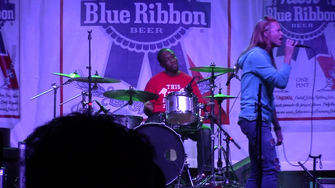 Norman Music Festival 2015 Oklahoma Blues Society Stage
