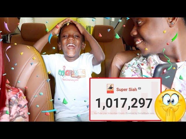 super-siah-1-million-subscribers-celebration-part-1