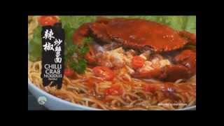 Chilli Crab Noodles TVC