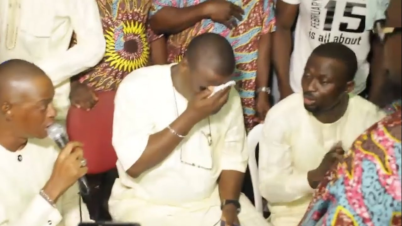 Download The Moment That Shocked Everyone !!| K1 De Ultimate Angry During Live  Show {Nigerian Entertainment}