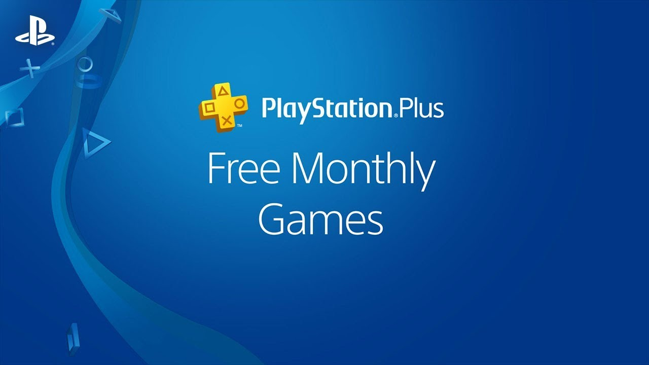 Get Free PS4 Games as a PS Plus Member
