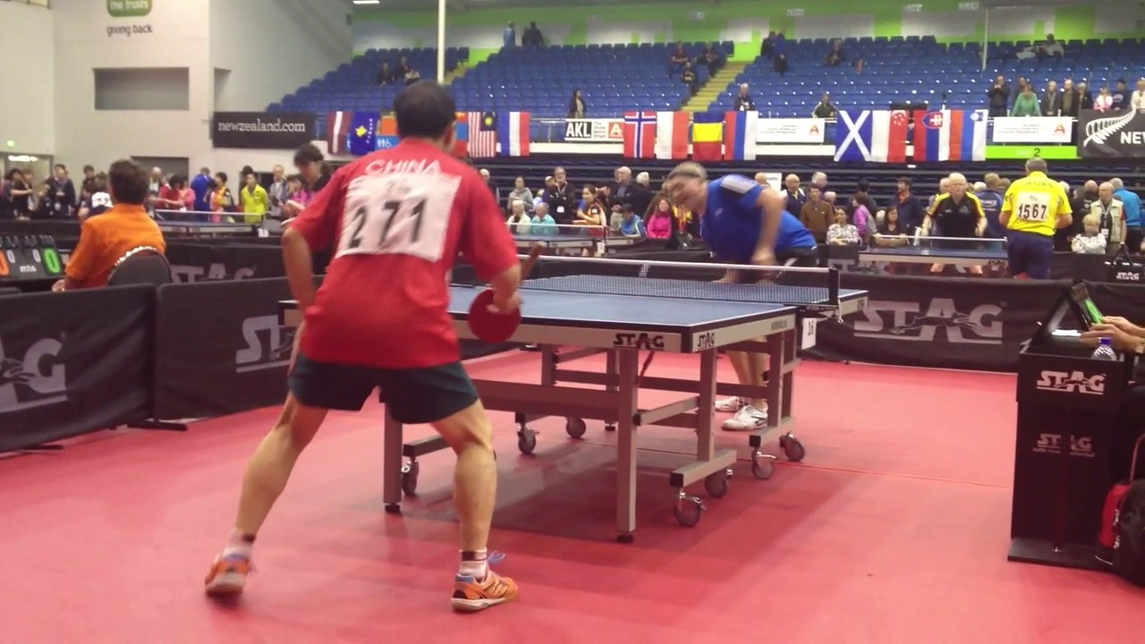 2014 world veterans table tennis championships in auckland - Table tennis world championship 2014 ...