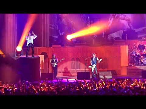 Iron Maiden - Run to the Hills Live @ Hartwall Arena Helsinki 29.5.2018