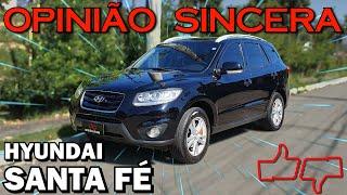 Hyundai Santa Fé 3.5 2012 - Preço, problemas, manutenção, consumo, seguro, todos os detalhes!