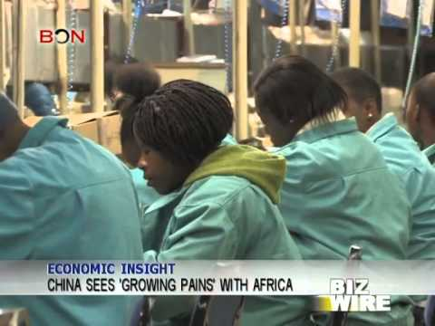 China sees 'growing pains' with Africa - Biz Wire - May 5,2014 - BONTV China