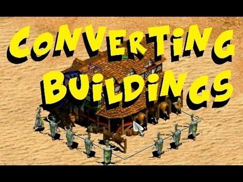 Conversions Part 3 - Buildings
