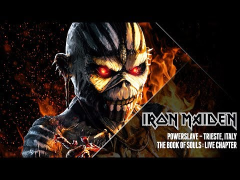 Iron Maiden - Powerslave (The Book Of Souls: Live Chapter)