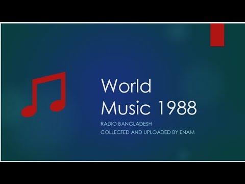 Your Choice from World Music Radio Bangladesh 1988