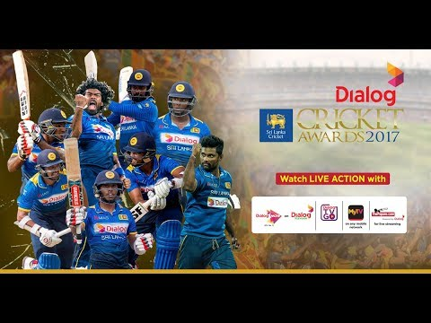 Dialog Sri Lanka Cricket Awards 2017