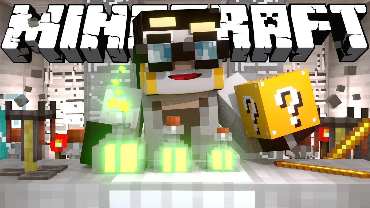 Minecraft crazy craft 3 0 ep 28 making lucky blocks for The atlantic craft minecraft