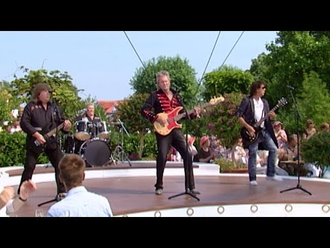 Sweet - The Ballroom Blitz - ZDF Fernsehgarten 27.07.2008 (OFFICIAL)