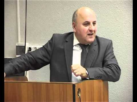 видео: Лекция «Международное право»