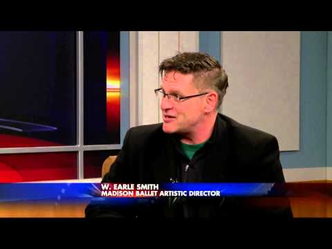 Bartell Theatre: Contemporary Ballet, 5 PM Interview, 3-17-14