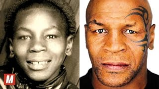 Mike Tyson Tribute | From 10 to 50 Years Old