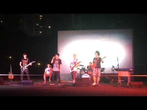 Incitement(Live show at music festival of Nankai Secondary School, Chongqing, China, 2016)