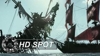 Piratas do Caribe: A Vingança de Salazar | Spot Estendido (2017) Legendado HD