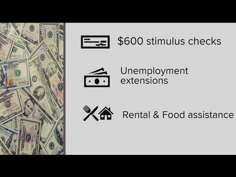 Stimulus Update! Senator Graham says $2000 is reasonable