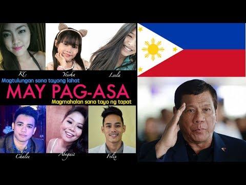 Kuya Bryan - MAY PAG-ASA (feat. Yessha, KC, Leela, Abegail, Chalee & Felix)