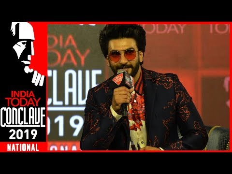 The Meteor Man : Ranveer Singh Exclusive At India Today Conclave 2019
