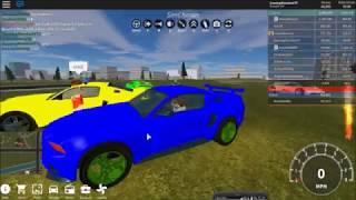 Corrida de carro estranho/Roblox veículo Simulator