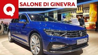 Volkswagen Passat restyling 2019: ecco com'è cambiata (+ GTE) - Salone di Ginevra 2019