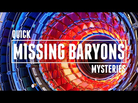 Quick Mysteries: Missing Baryons | Astronomic