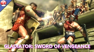 Gladiator Sword of Vengeance Gameplay [PC]