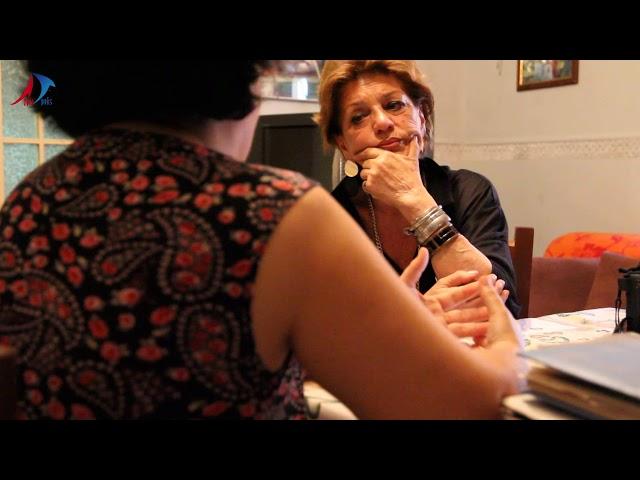 VIDEO INTERVISTA A TERESA MUOIO -  ACERRA - APPIA POLIS
