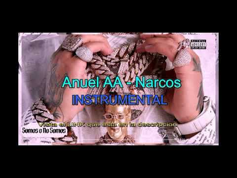 Anuel AA -Narcos -Instrumental (OFFICIAL)