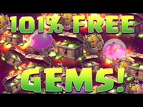 NO HACK! FREE CLASH OF CLANS GEMS FOR ANDROID & iOS! (No Jailbreak or Survey) | FREE CoC GEMS 2015 |