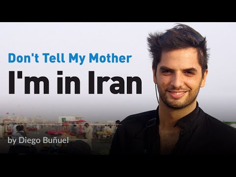 Don't Tell My Mother I'm in Iran