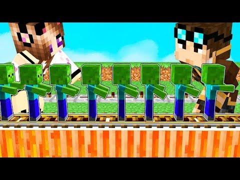 COSTRUIAMO LA FABBRICA DEI MOSTRI SU MINECRAFT! - Casa di Minecraft LIVE