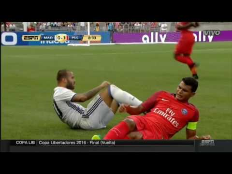 Real Madrid vs PSG 1-3 HD Partido Completo