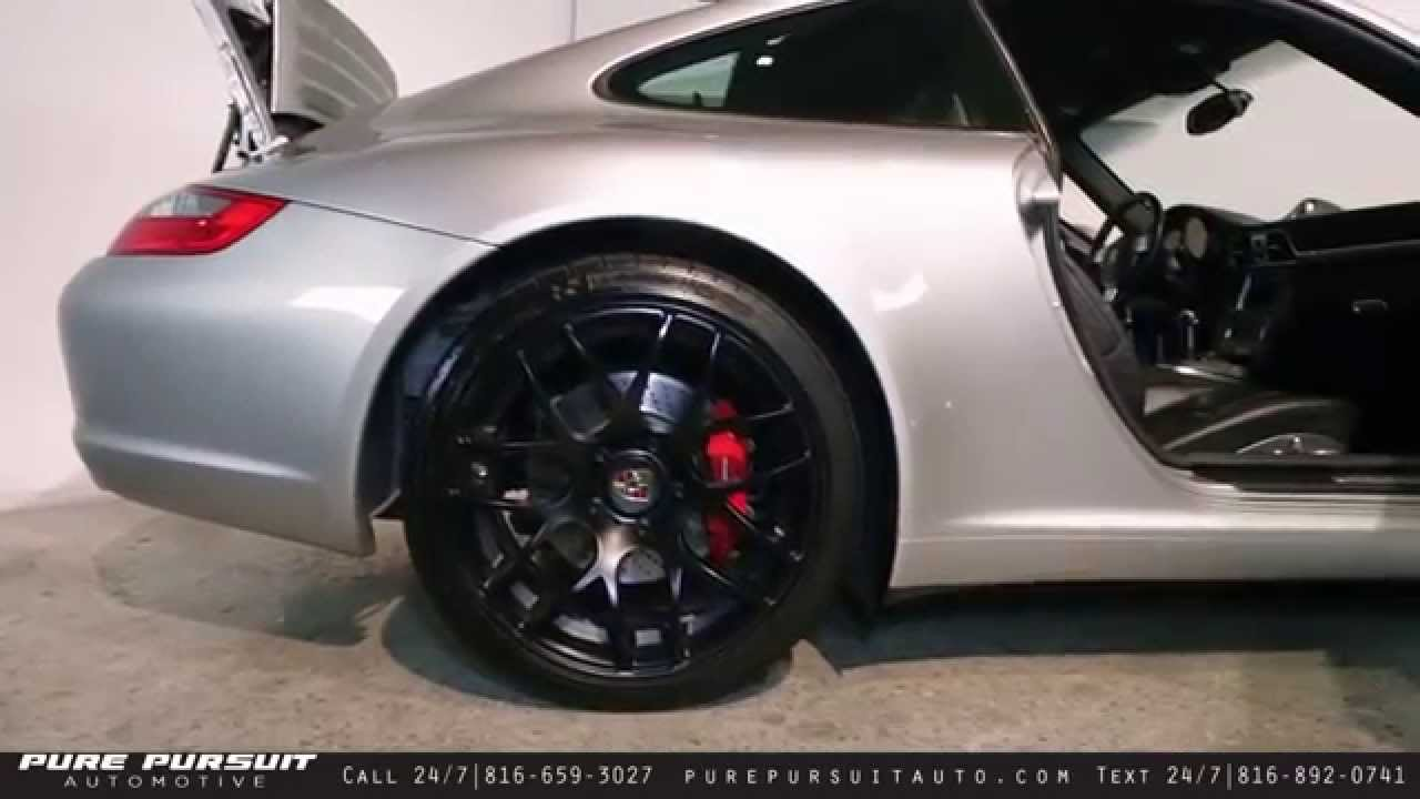 2006 porsche 911 carrera s for sale in mo walkaround test drive shipping luxury sport. Black Bedroom Furniture Sets. Home Design Ideas
