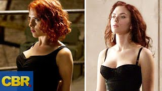 The Black Widow Movie Changes The MCU Timeline
