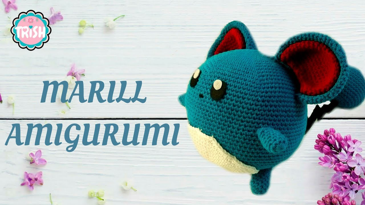 Hamanaka H306-168 Pokemon Pikachu Big Amigurumi (Crochet Doll) Kit | 720x1280