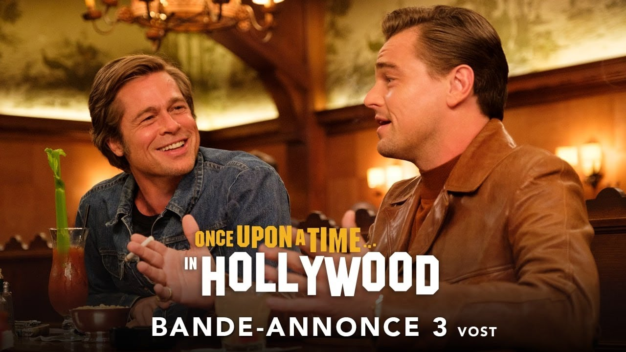 Once Upon A Time… In Hollywood - Bande-annonce 3 - VOST