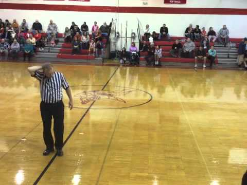 Moriah Girls Varsity Basketball  12-11-15