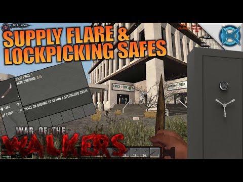 SUPPLY FLARE & LOCKPICKING SAFES | 7 Days...