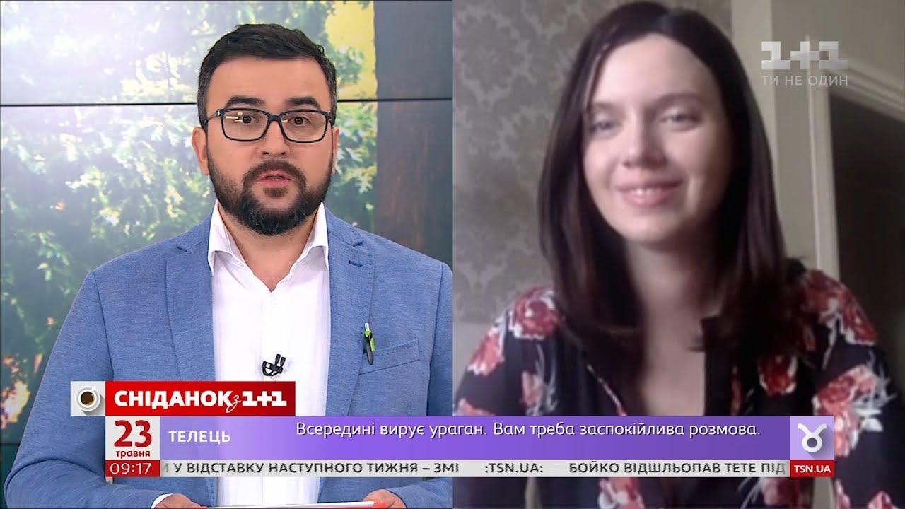 Яніна Соколова: Почуваюся прекрасно і готова робити щось корисне для країни і людей